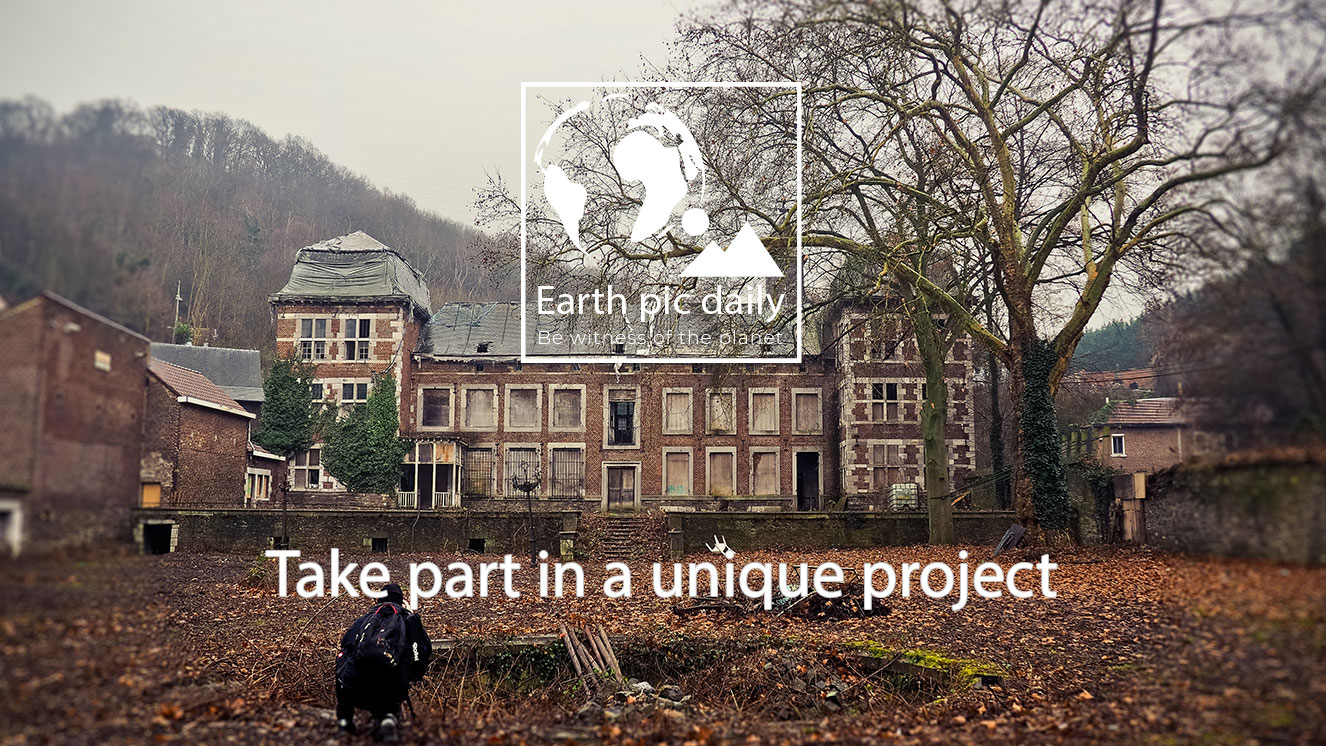 Earth Pic Daily - Take part in a unique project